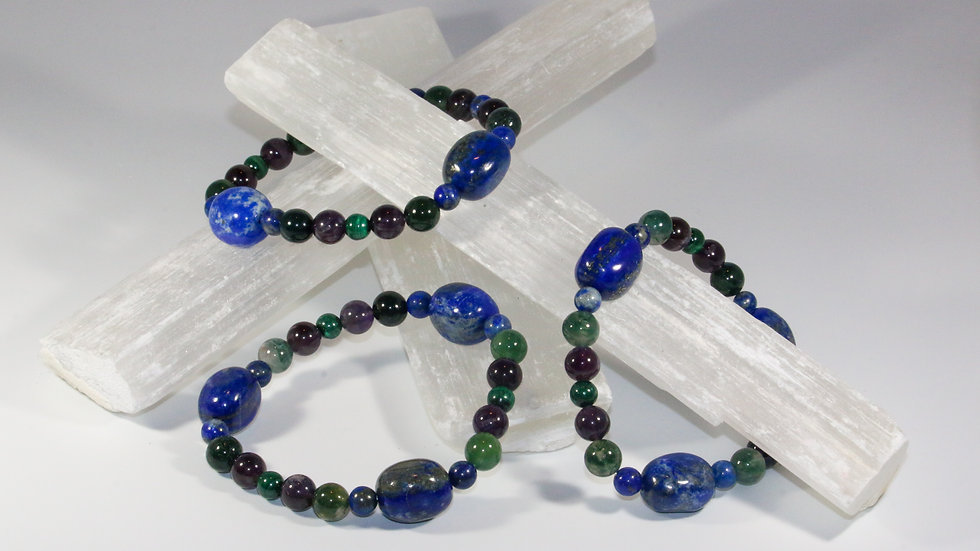 "Immunity ""Larger Gemstones"" Bracelets"