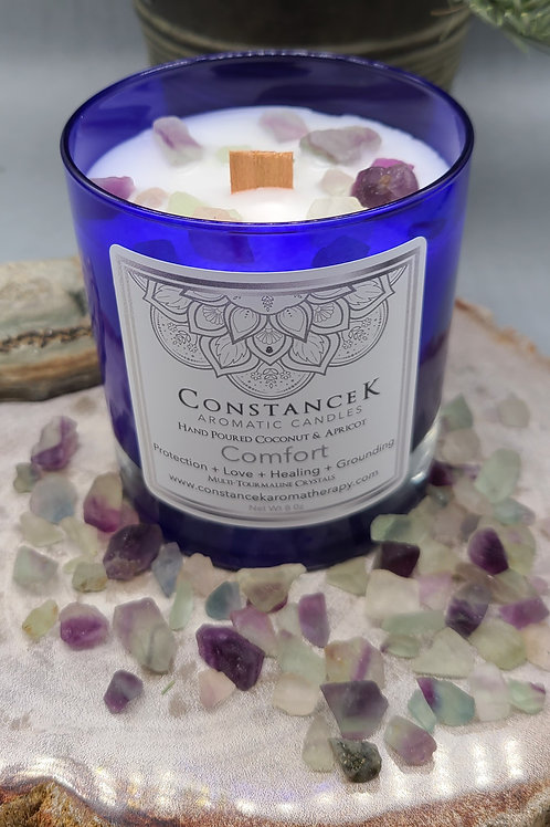 Comfort - Mix Tourmaline Crystals