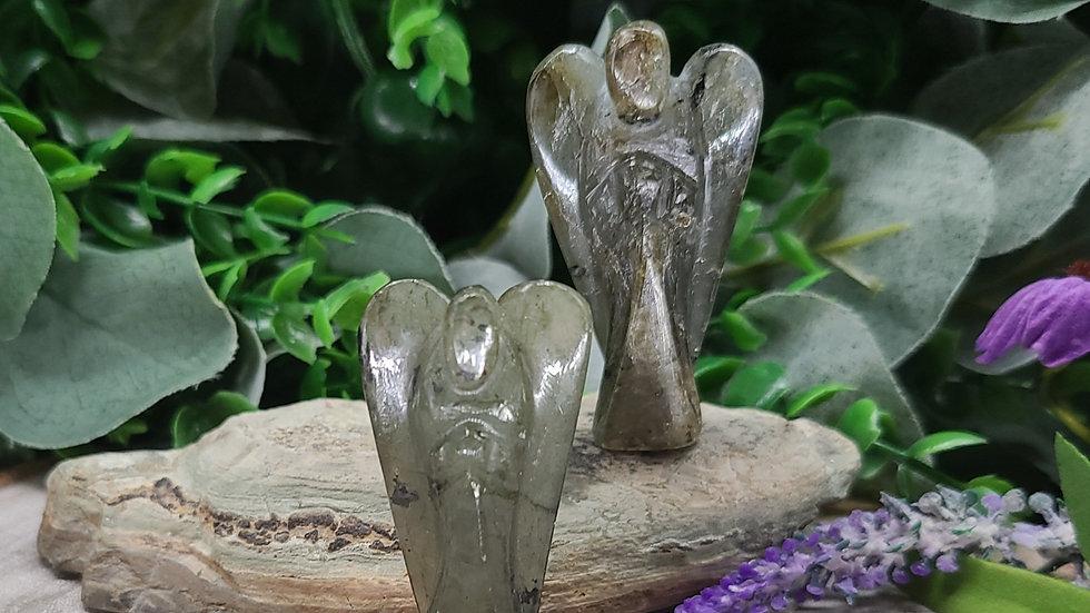 Labradorite Angel