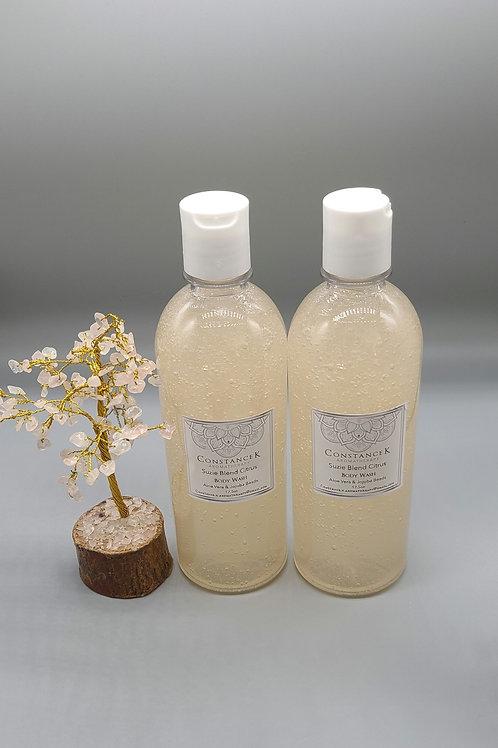 Citrus - Suzie Blend Body Wash with Aloe Vera & Jojoba