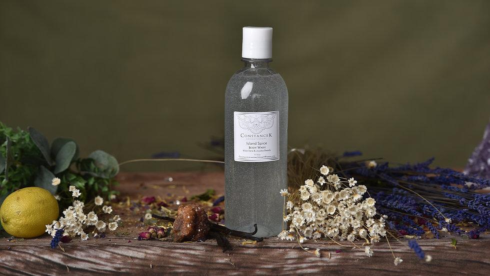 Island Spice  Aloe Vera & Jojoba Beads Body Wash