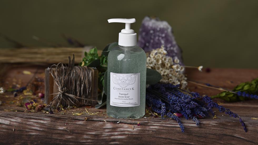 Tranquil Green Tea Aloe Vera Hand Soap