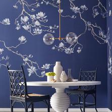 Blossom - Porcelain Blue