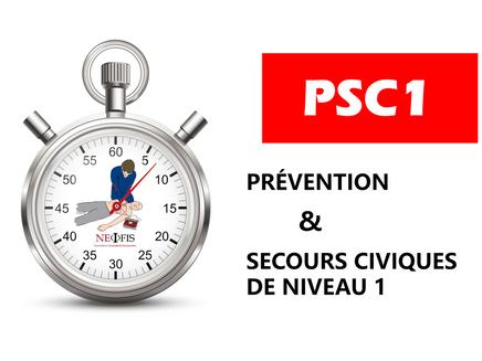 SST et PSC1 : adaptation COVID et inscriptions en ligne