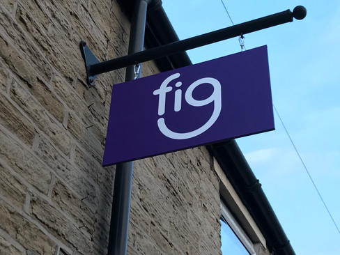 Fig Swing Sign