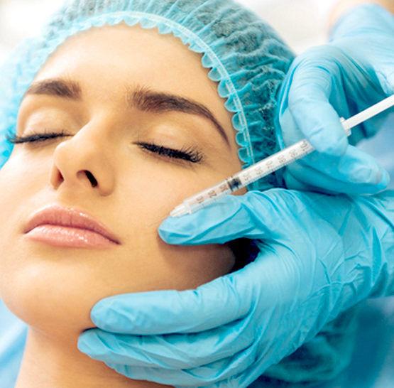 Anti-wrinkle/Wrinkle Relaxing Treatments