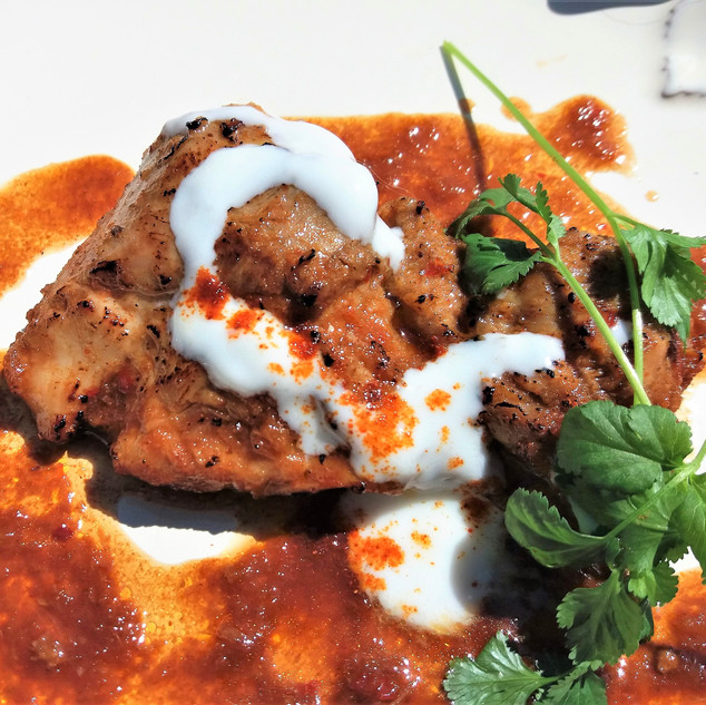 Chicken Paprika with Gentle Spices
