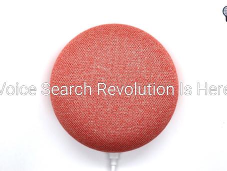 Voice Search Revolution