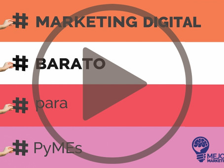 "Curso online ""Marketing Digital Barato para PyMEs"""