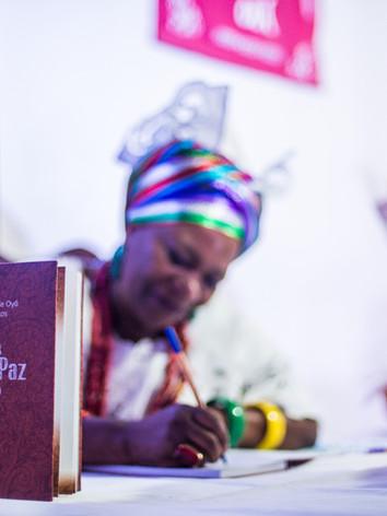 Lançamento do Livro - Chão&Paz - Matheus