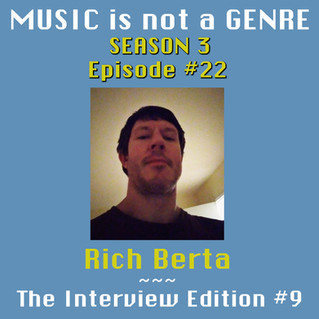 Check out my interview teaser with Rich Berta!