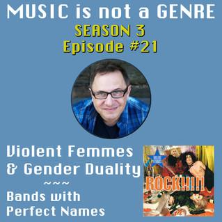 Violent Femmes and gender duality