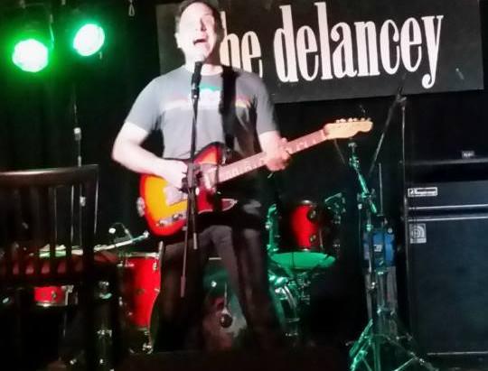 REC at the Delancey