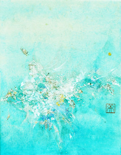 LIFE LXXI (71)-Blue