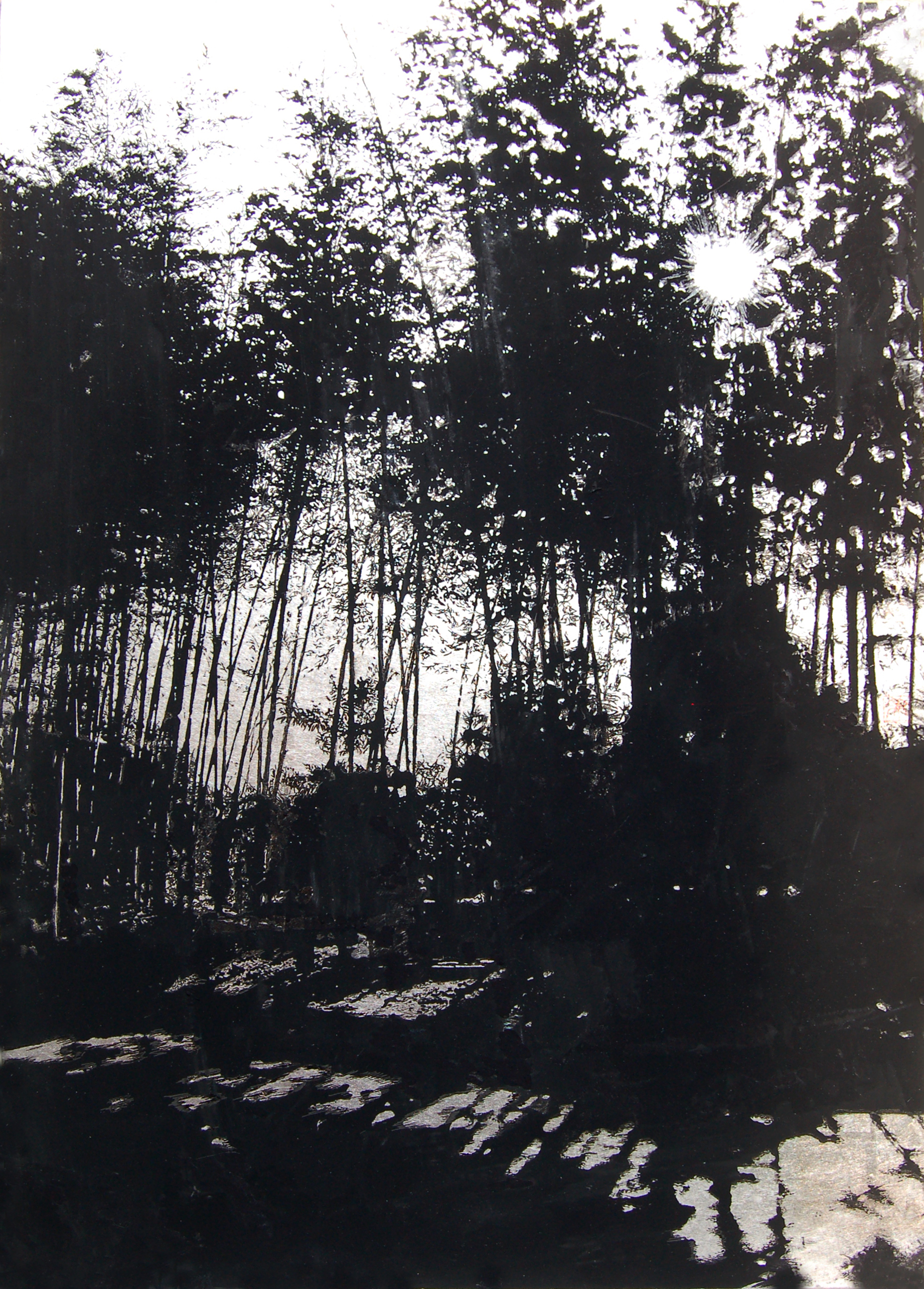 Tree X-Bamboo