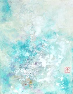 LIFE LXXII (72)-Blue