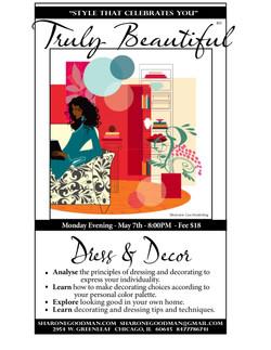 Dress & Decor Workshop