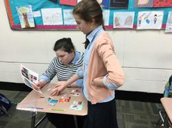 8th grade color workshop