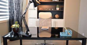 Convert your garage into a home office