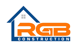 Logo of RGB Construction, local builders in Cardiff, South Wales