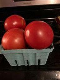 Quart of tomatoes