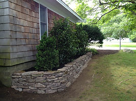 Landscape Construction Falmouth Woods Hole and Cape Cod