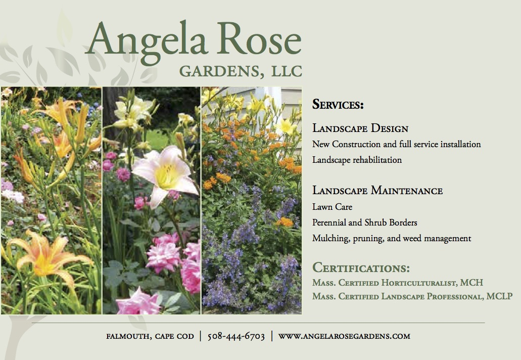 Lawn Care Landscaping Design Services Falmouth Angela Rose Gardens