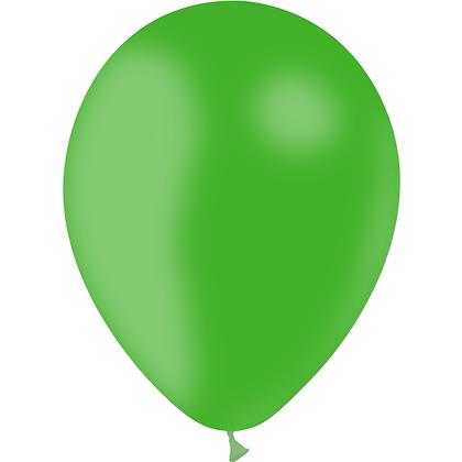 "Ballon Latex Vert, 11"" (28 cm) - Balloonia"