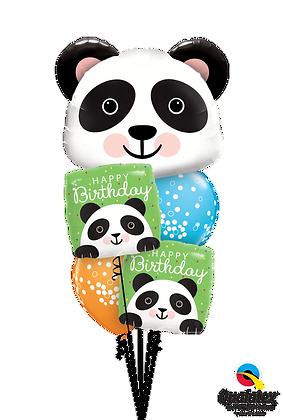 "Ballons MASTER ""Panda Bday"""