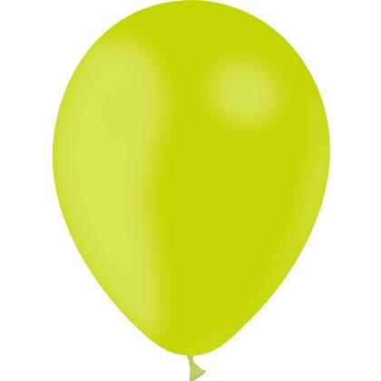 "Ballon Latex Limette, 11"" (28 cm) - Balloonia"