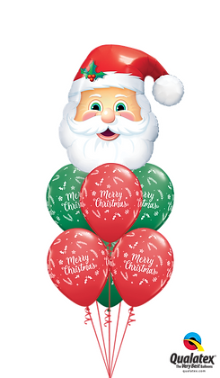 "Ballons LUXURY ""Père Noël"""