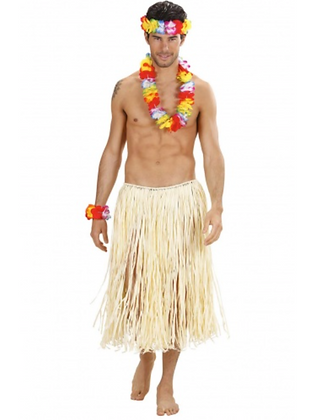 Set Hawaï multicolore luxe