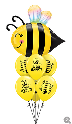 "Ballons LUXURY ""Bee Happy!"""