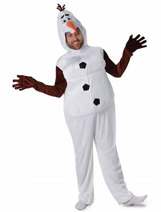 Déguisement Olaf™ adulte