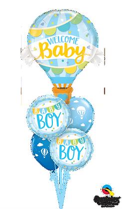 Ballons MASTER Montgolfière Boy