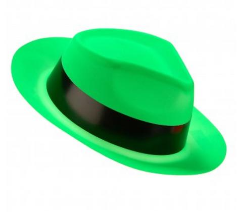 Chapeau Vert Fluo