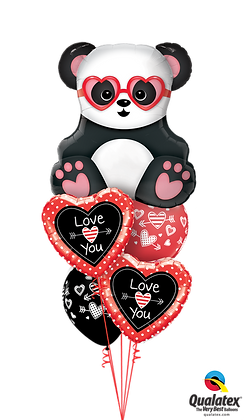 "Ballons MASTER ""Panda Love"""
