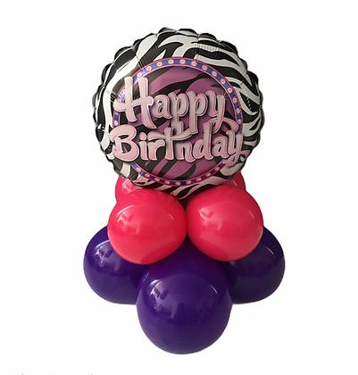 Ballons MINI Shape Anniversaire