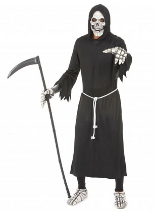 Déguisement faucheur des ténèbres adulte Halloween