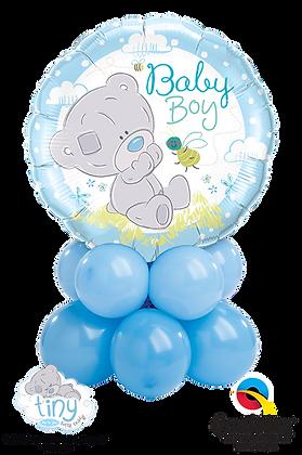 "Ballons MINI ""Baby Tiny Tatty Teddy""Boy"