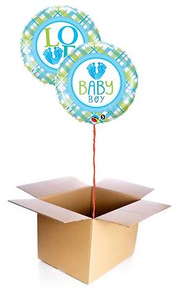 Ballon Love BabyBoy