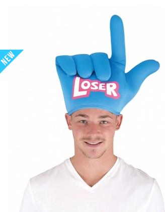 Chapeau main loser adulte