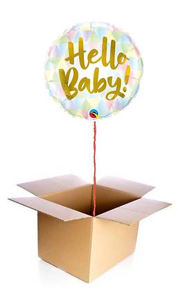 Ballon HelloBoy