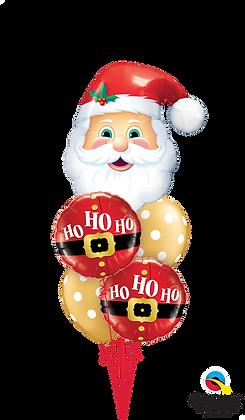 """Ballons MASTER """"Père Noël HoHoHo"""""""