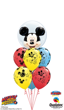 Ballons LUXURY Mickey