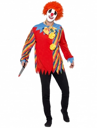Déguisement kit clown horrible adulte