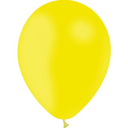 """Ballon Latex Citron, 11"""" (28 cm) - Balloonia"""