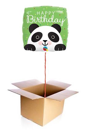 Ballon Happy Birthday Panda