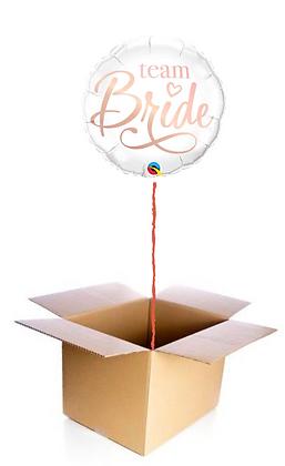 Ballon Team Bride