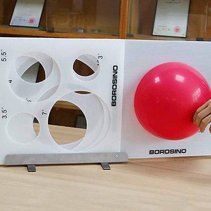 Calibreur pour ballons en latex – 5 à 12 pouces